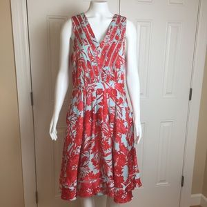 Banana Republic | Coral Turquoise | Size 10